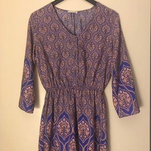 Other - 3/4 Sleeve Romper